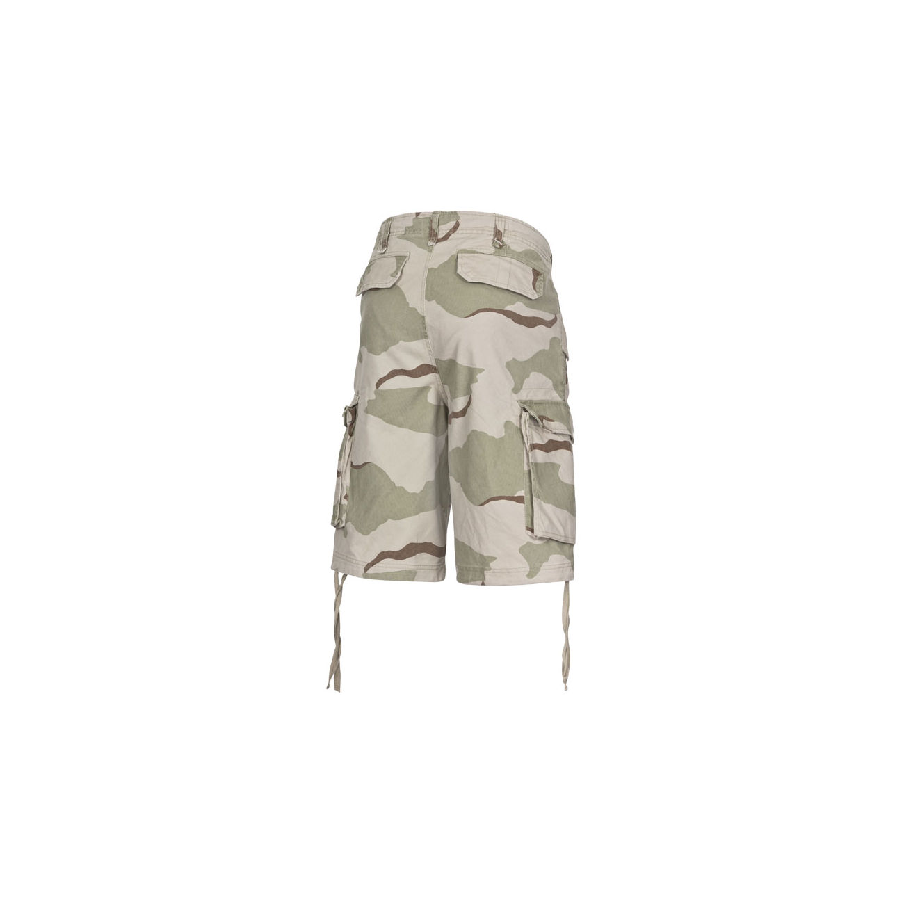 Paratrooper Shorts washed desert 1