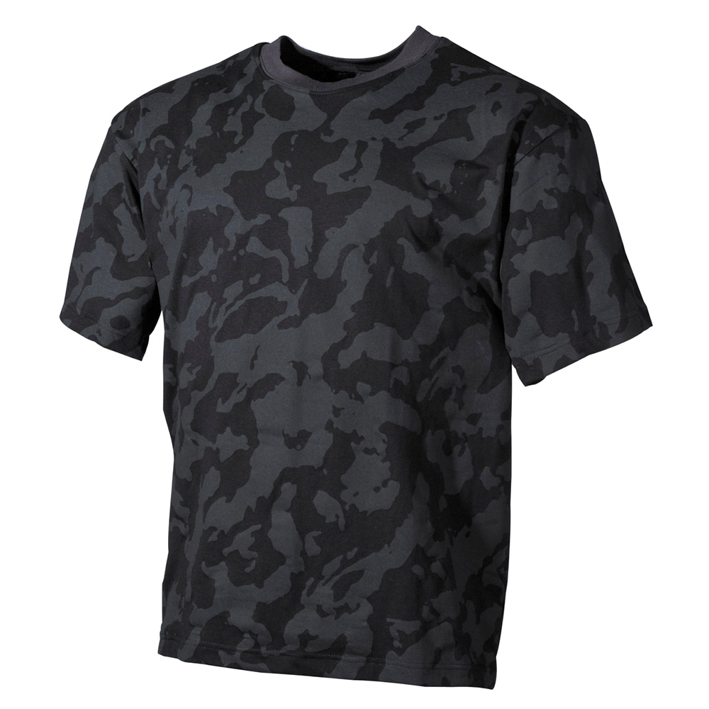 Tarn T-Shirt nightcamo 0