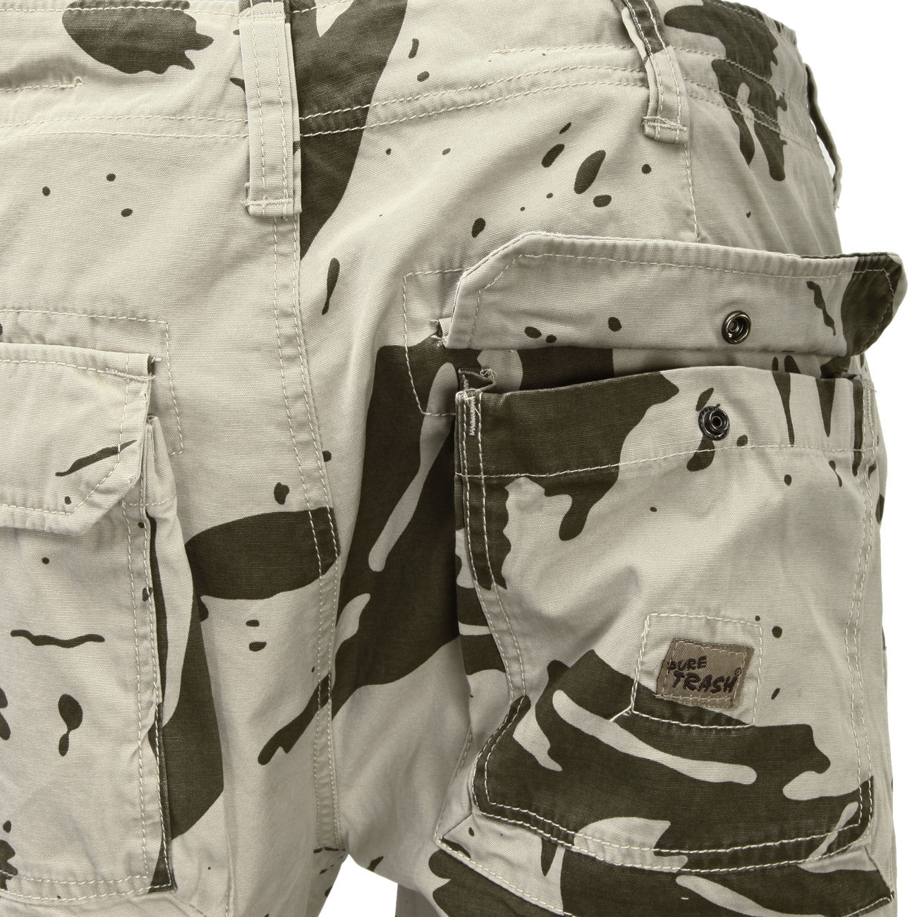 Pure Trash Hose Defense sand camo 6