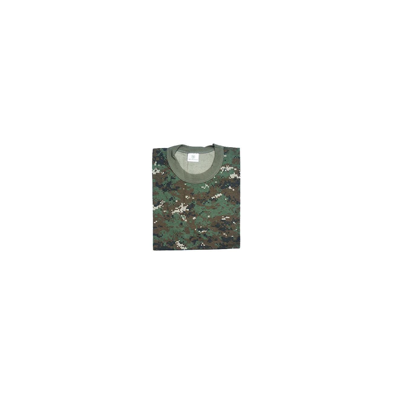 4f0b769630290a T-Shirt MMB, digital woodland günstig kaufen - Kotte & Zeller