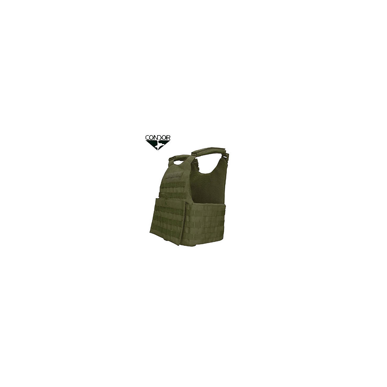 Condor Outdoor Operator Plate Carrier oliv 0