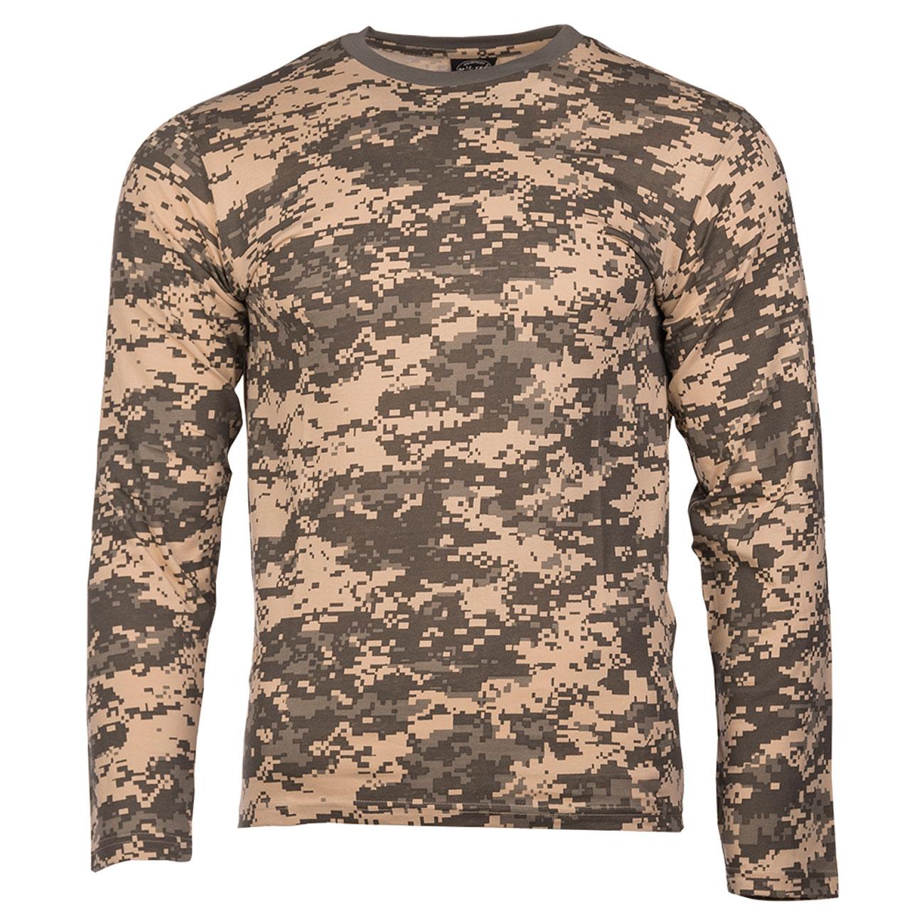 f36afa4dc23a71 Mil-Tec Langarmshirt AT-digital günstig kaufen - Kotte & Zeller