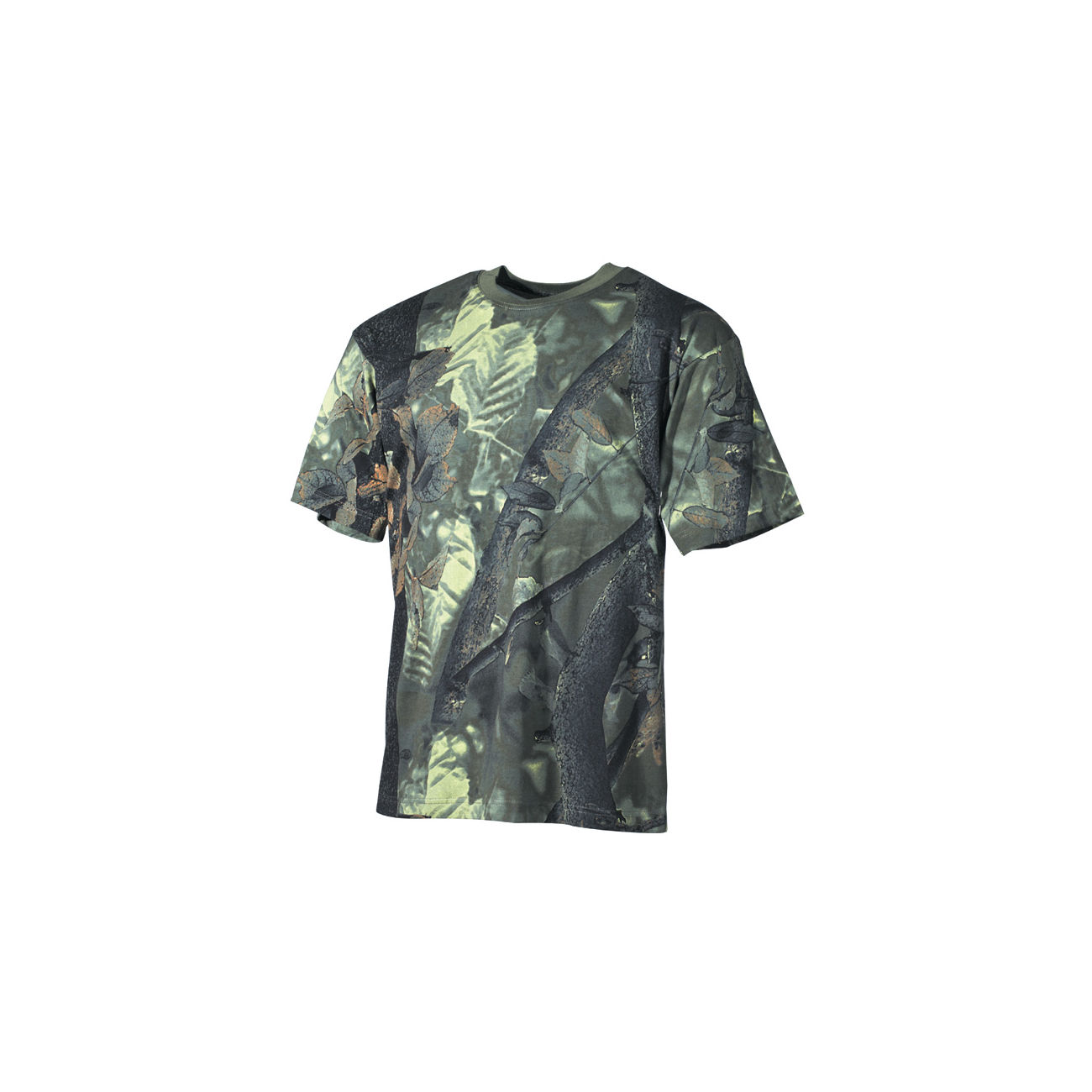 T-Shirt Tarnshirt hunter grün MFH 0