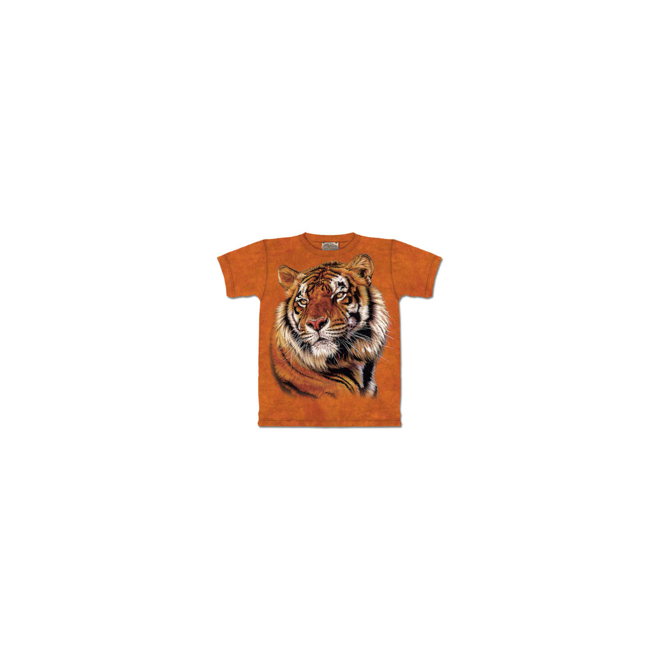 Mountain T-Shirt Tigerkopf 0