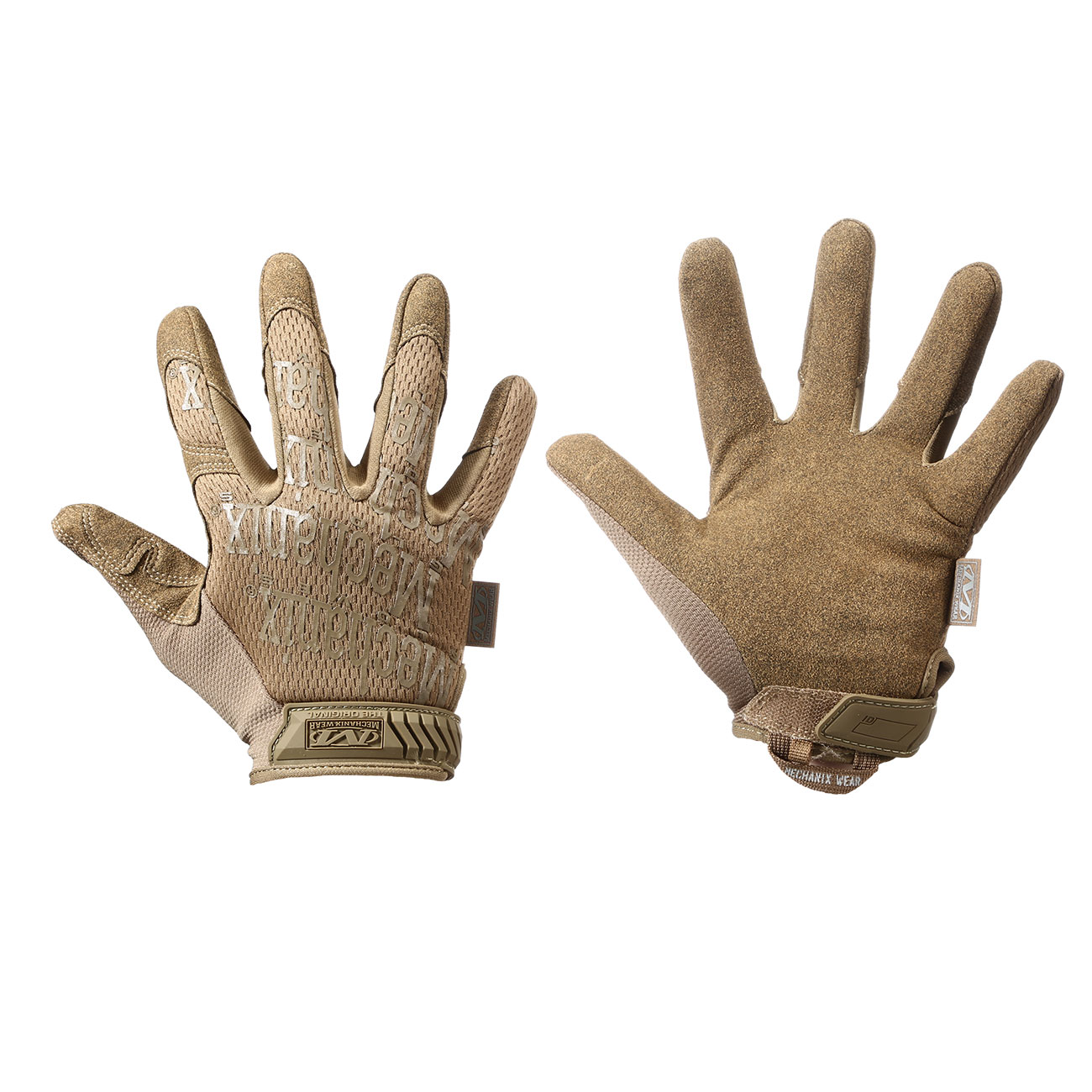 Mechanix Wear Original Handschuhe coyote 0