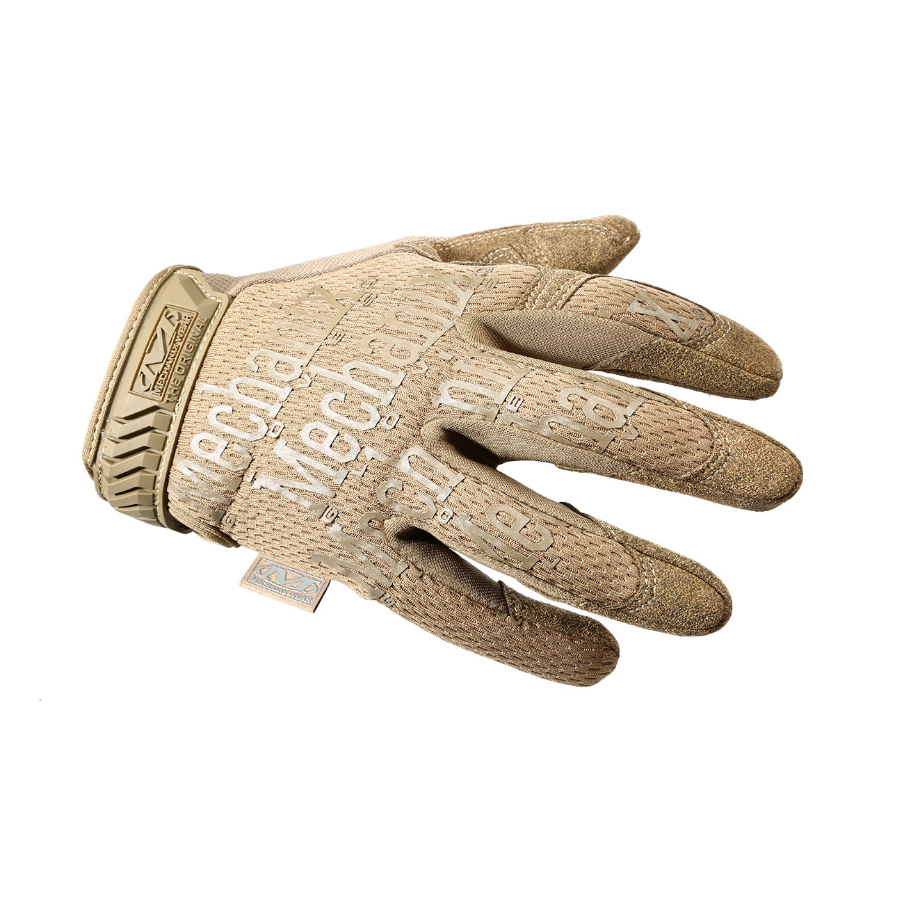 Mechanix Wear Original Handschuhe coyote 4