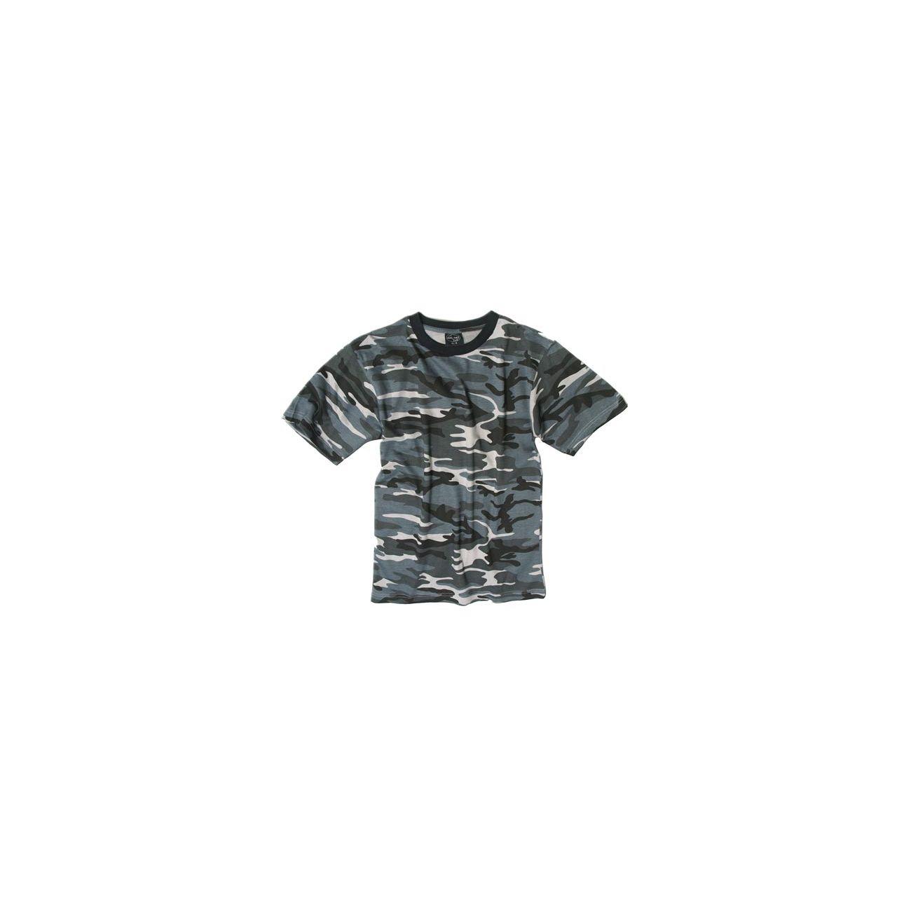 c2a3a12ab01047 T-Shirt Tarnshirt dark camo günstig kaufen - Kotte & Zeller