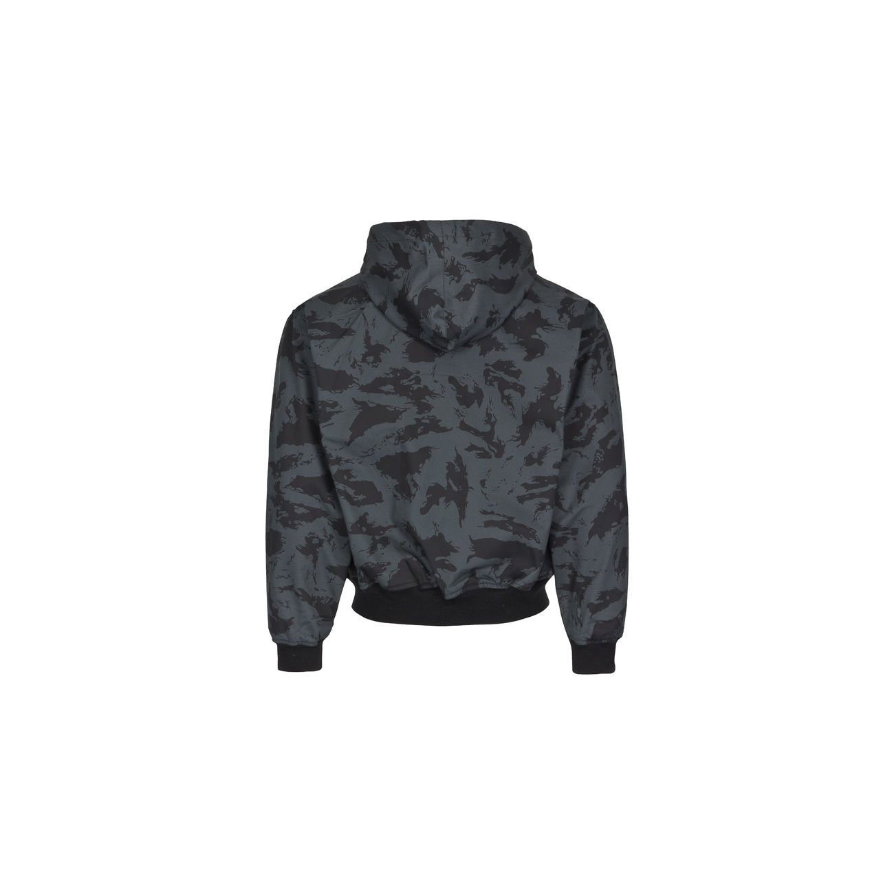 Harrington Jacke, russian-night-camo mit Kapuze 1