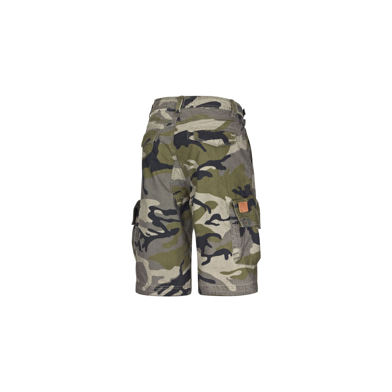 Vintage Industries Shorts Terrance streetcamo 1