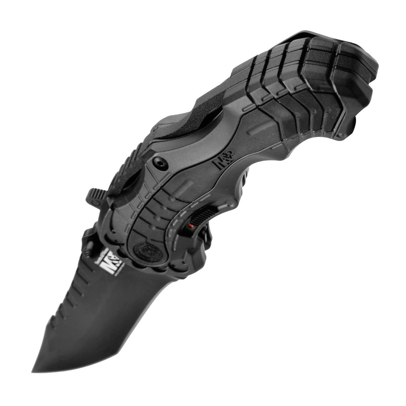 Smith & Wesson Einhandmesser MP6 grau/schwarz 2