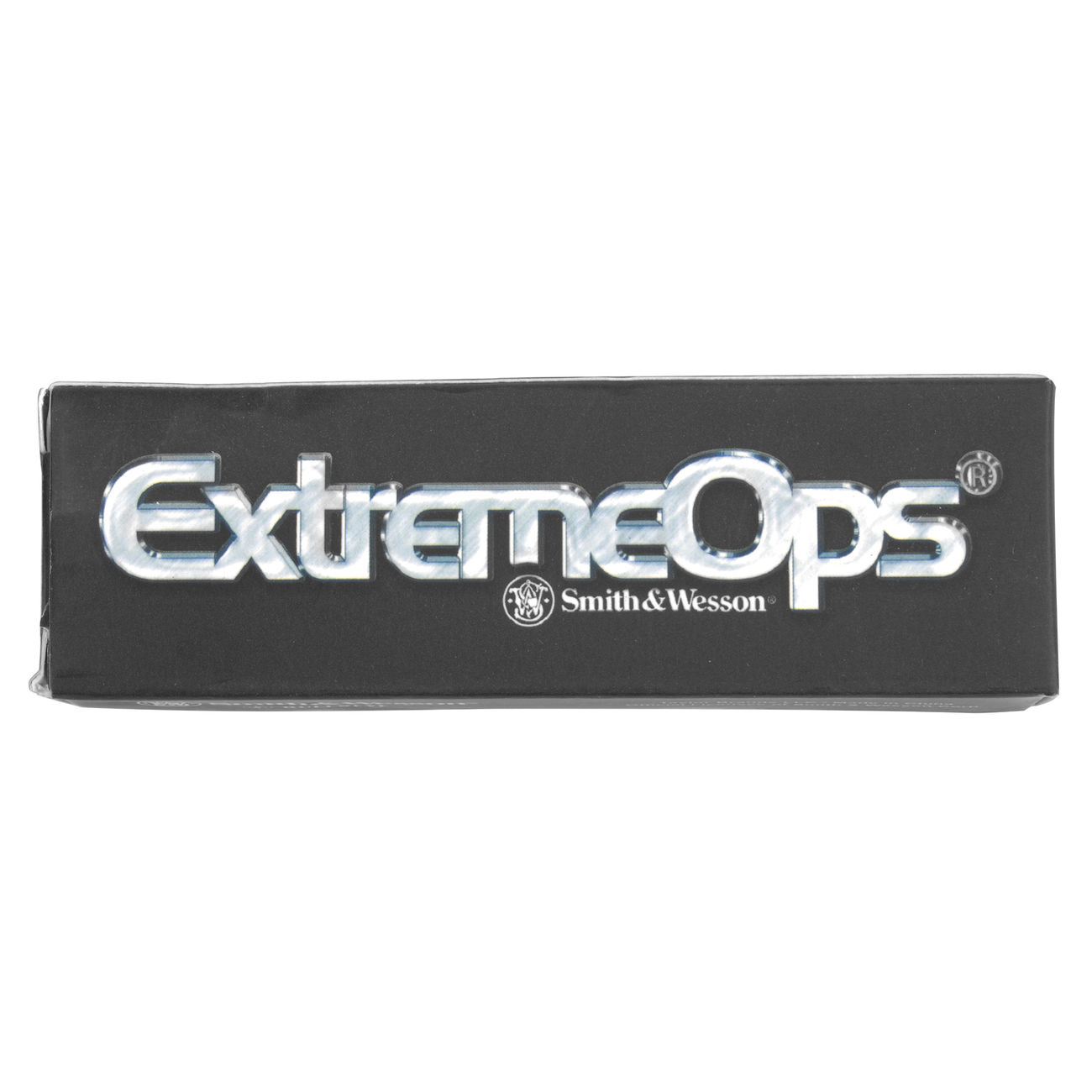 Smith & Wesson Extreme OPS, schwarz 3