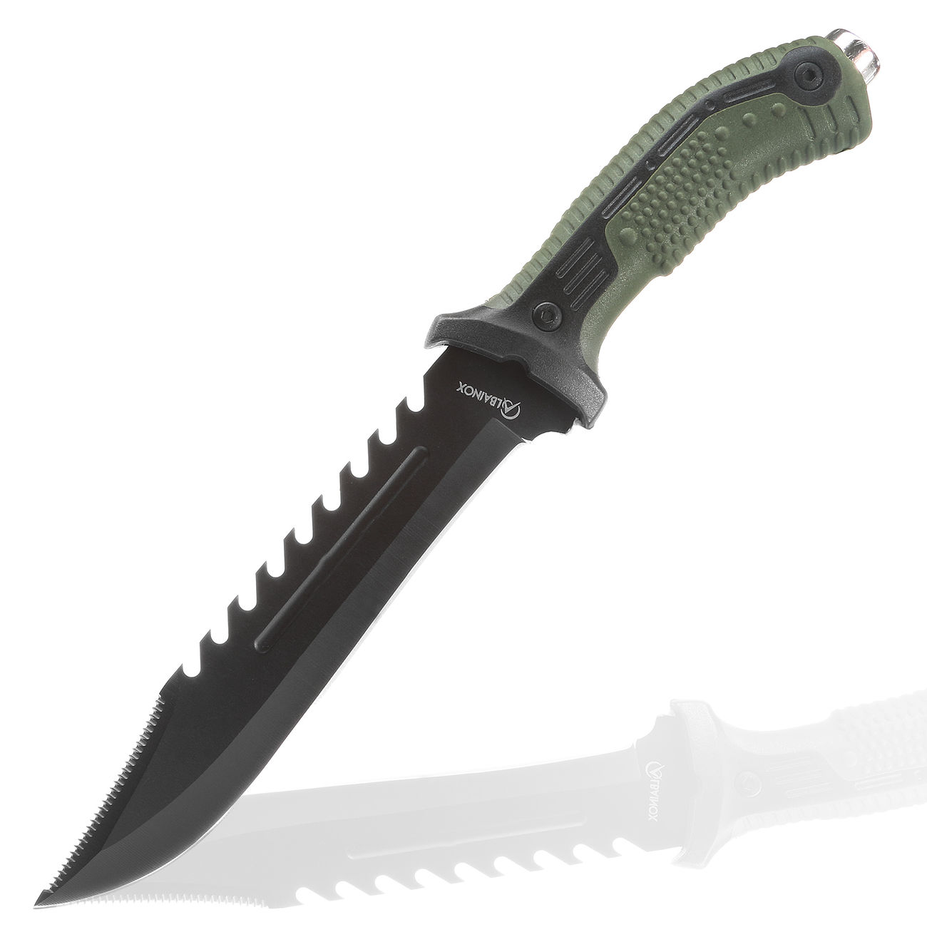 Messer Tactical oliv 0