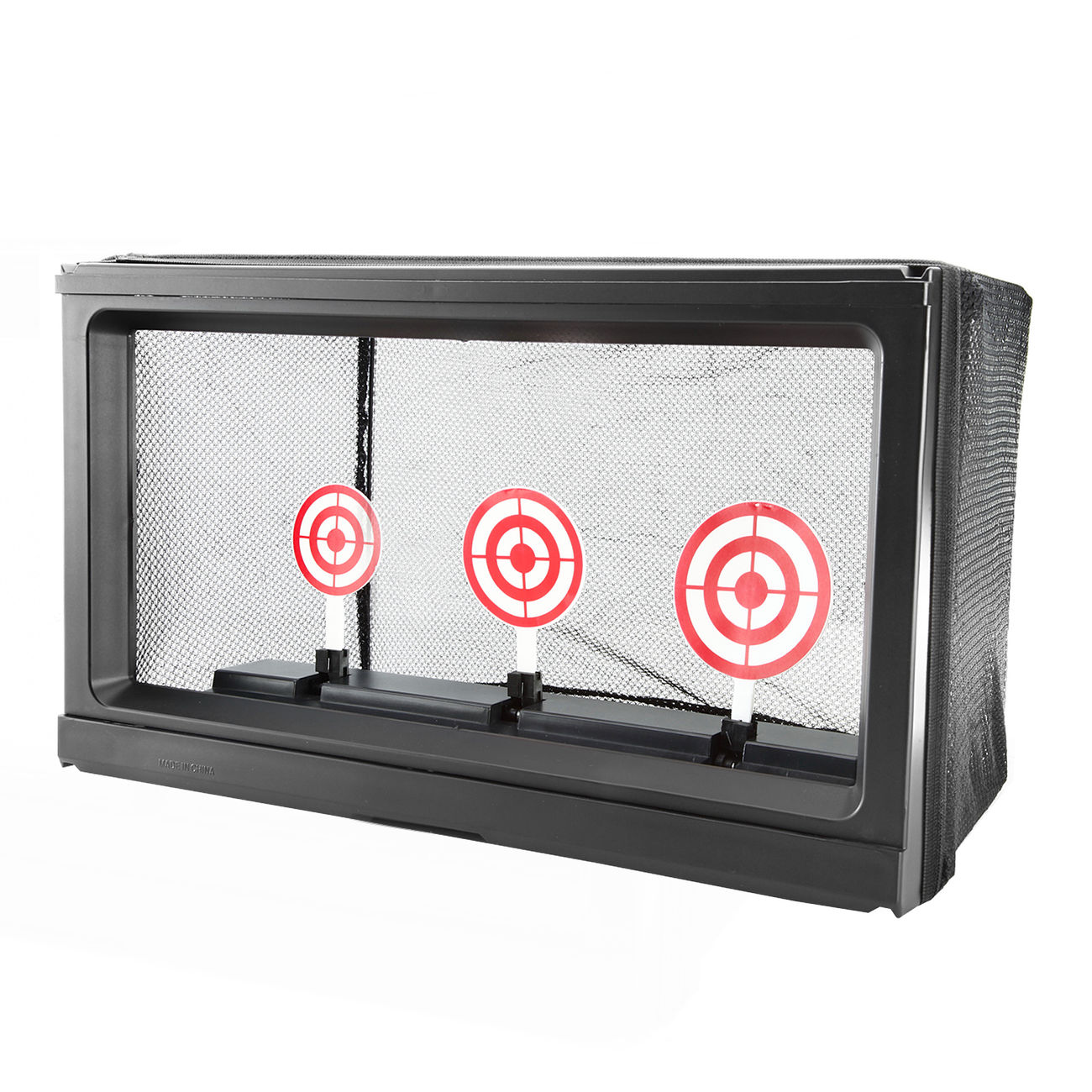 Wellfire Shooting Target Kugelfang 2in1 für Softair 1