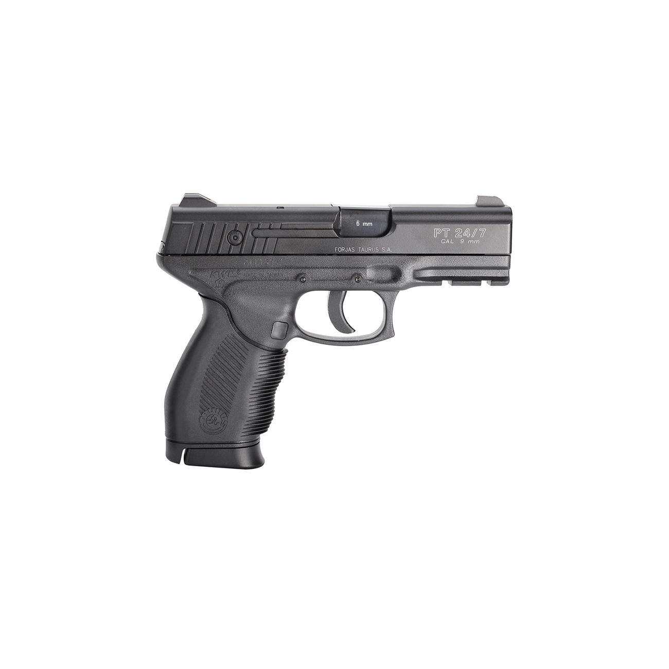 KWC Taurus PT 24/7 Softair mit Metallschlitten CO2 NBB 2