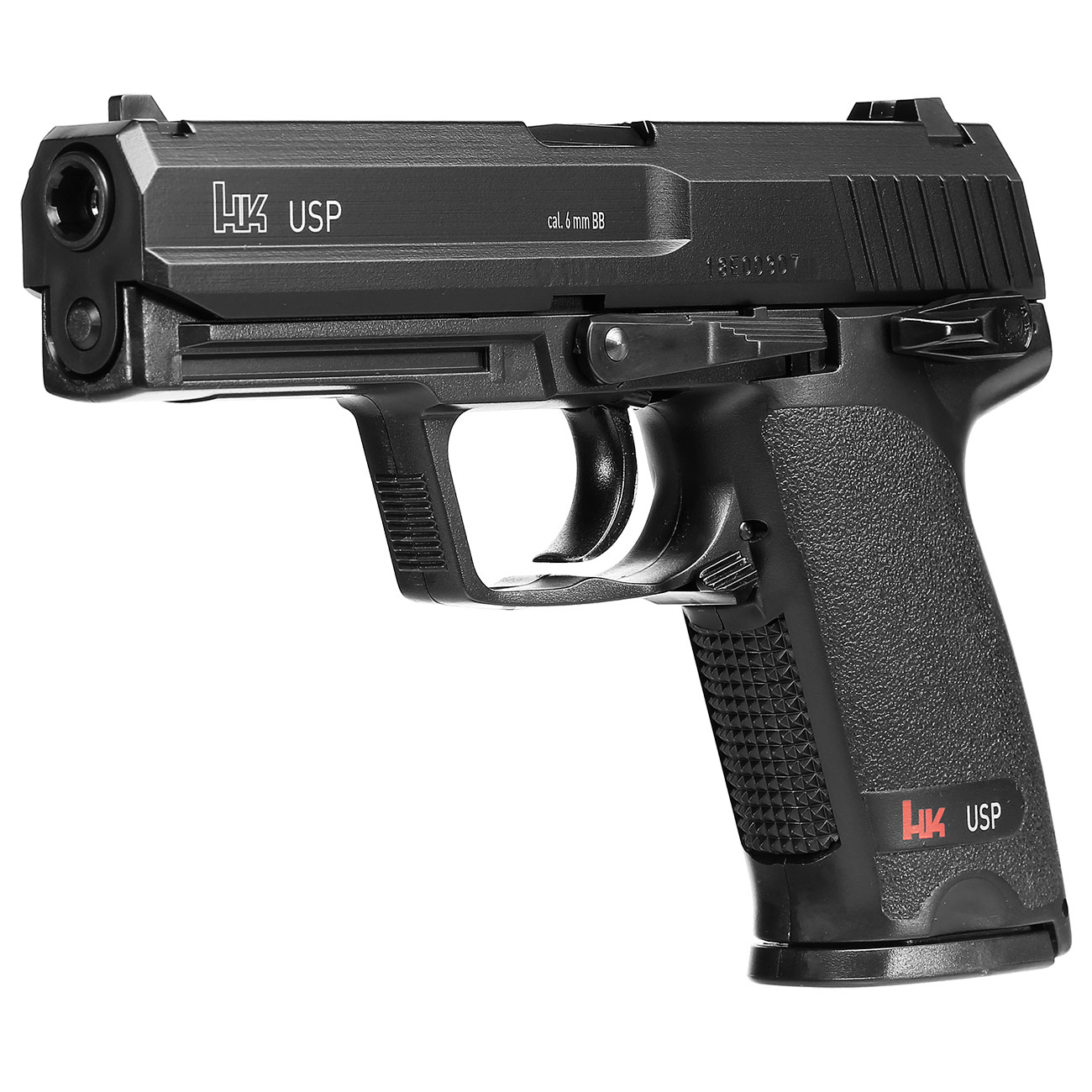 H&K USP .45 Springer 6mm BB Federdruck Softair 0