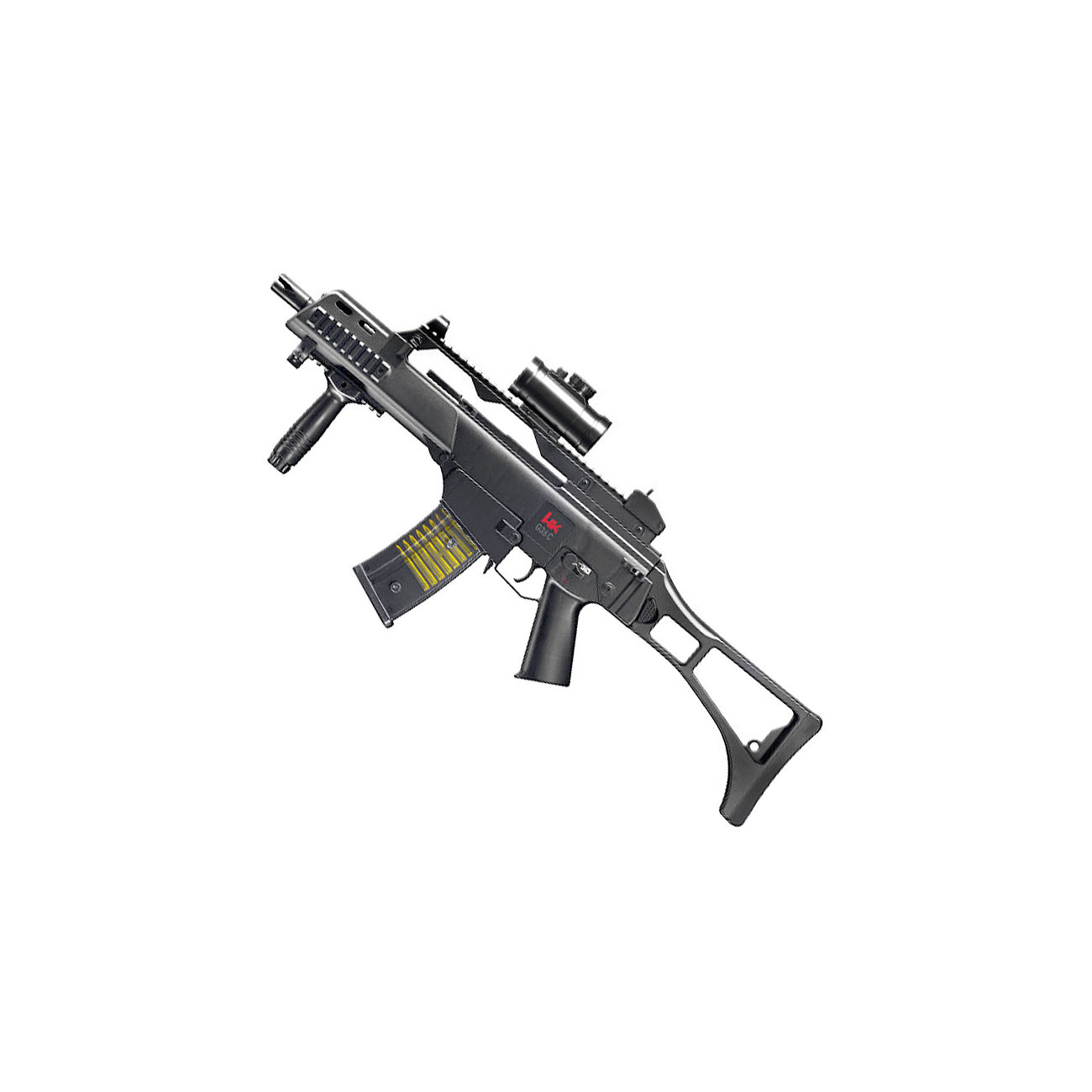 H&K G36C Springer Softair 6mm BB 0
