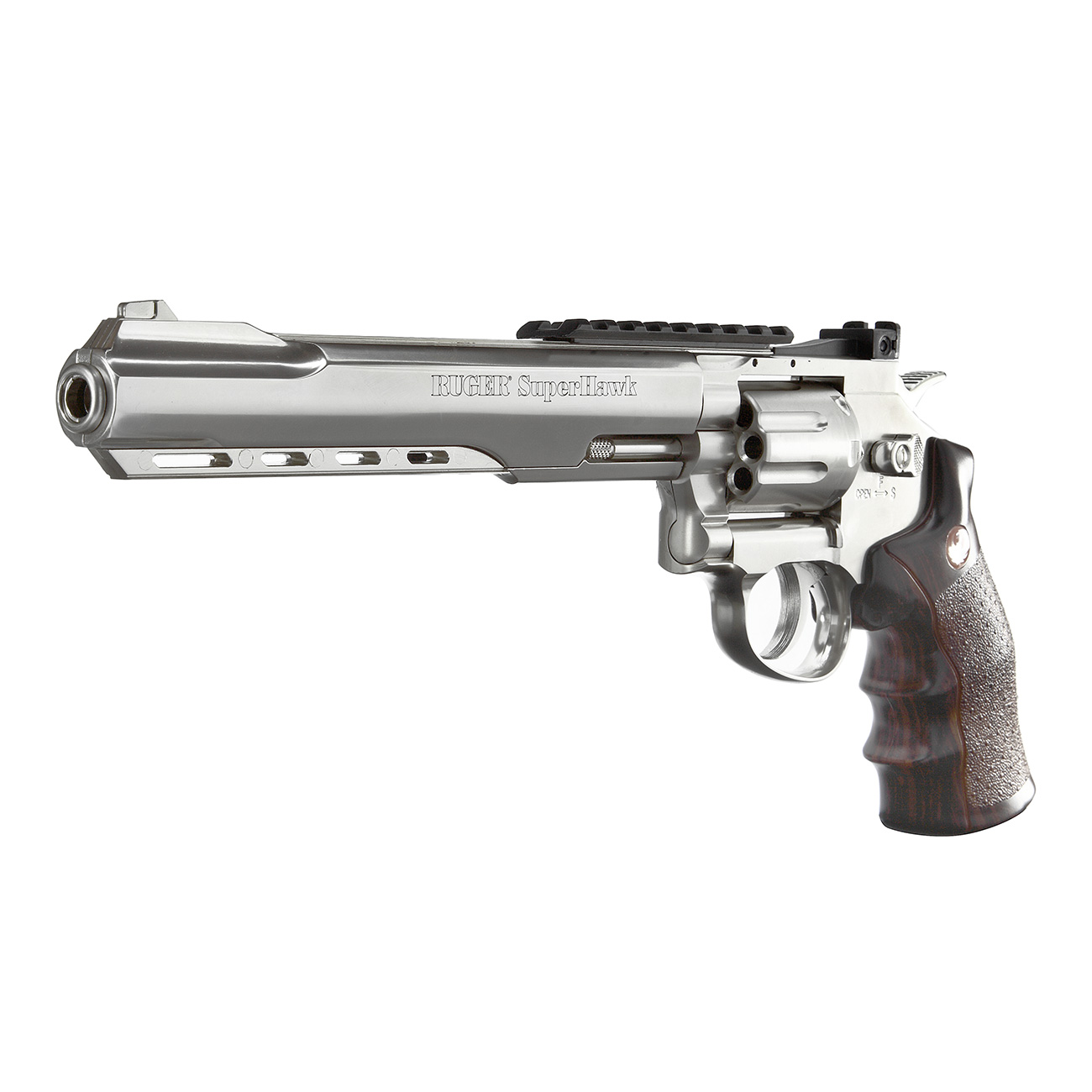 Ruger Super Hawk 8 Zoll 6mm BB CO2 Revolver chrom 0
