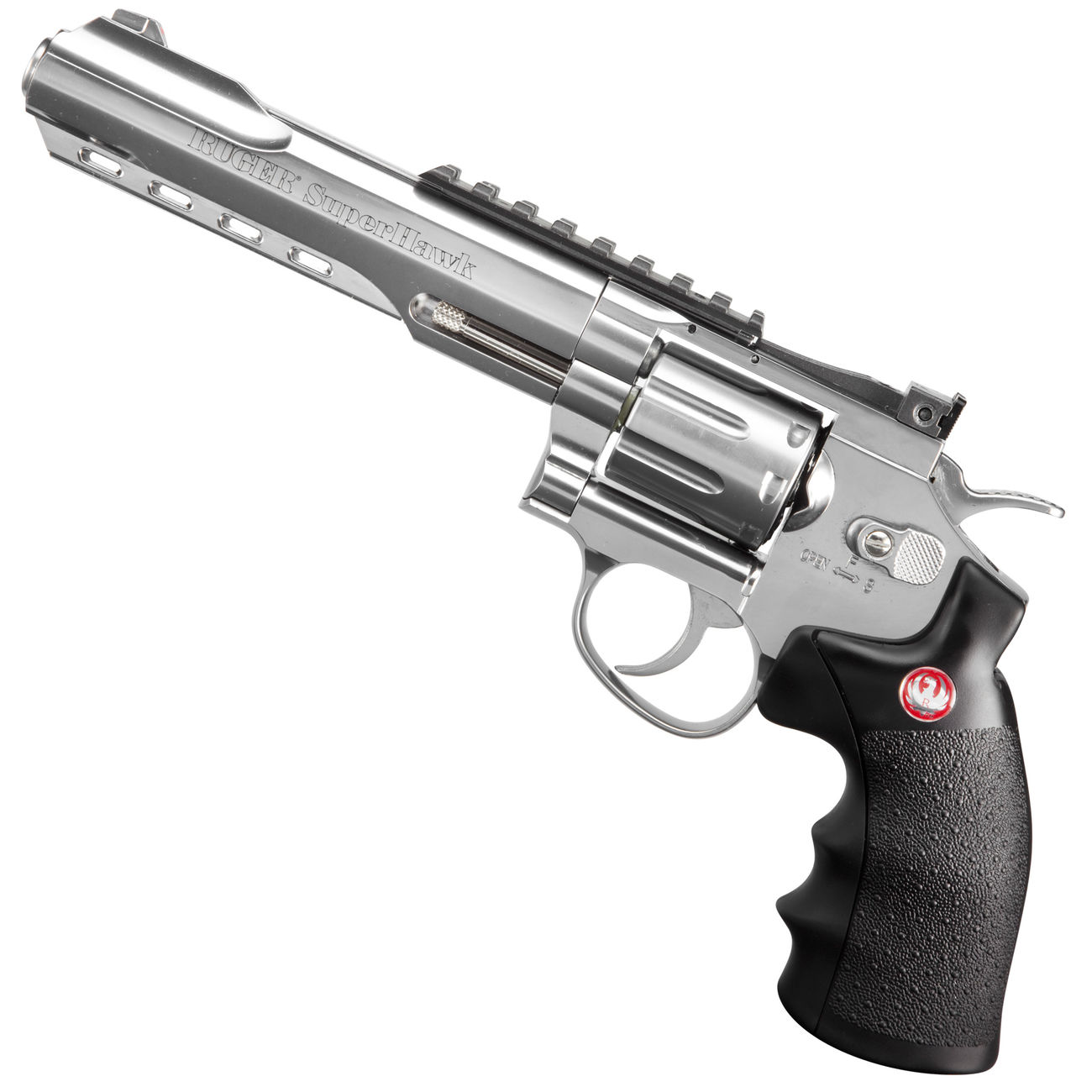 Ruger Super Hawk 6 Zoll 6mm BB CO2 Revolver chrom 0