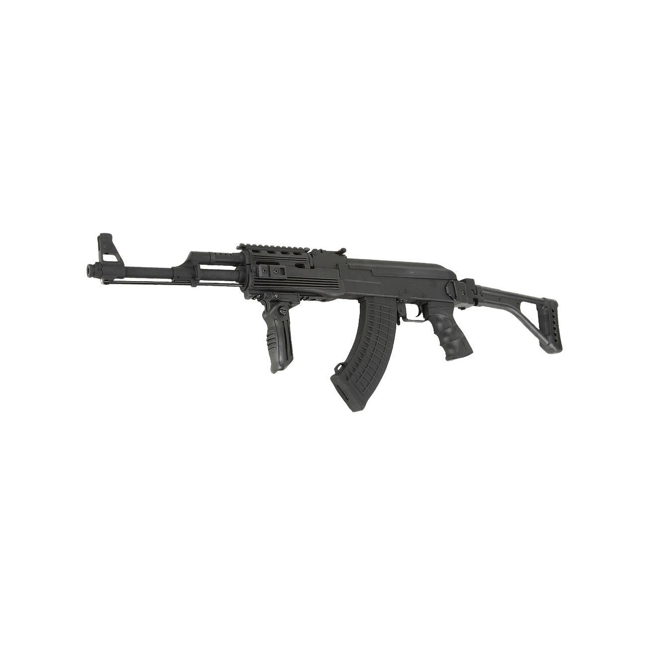 cm ak47 tactical mit klappschaft komplettset s aeg 6mm bb schwarz kotte zeller. Black Bedroom Furniture Sets. Home Design Ideas