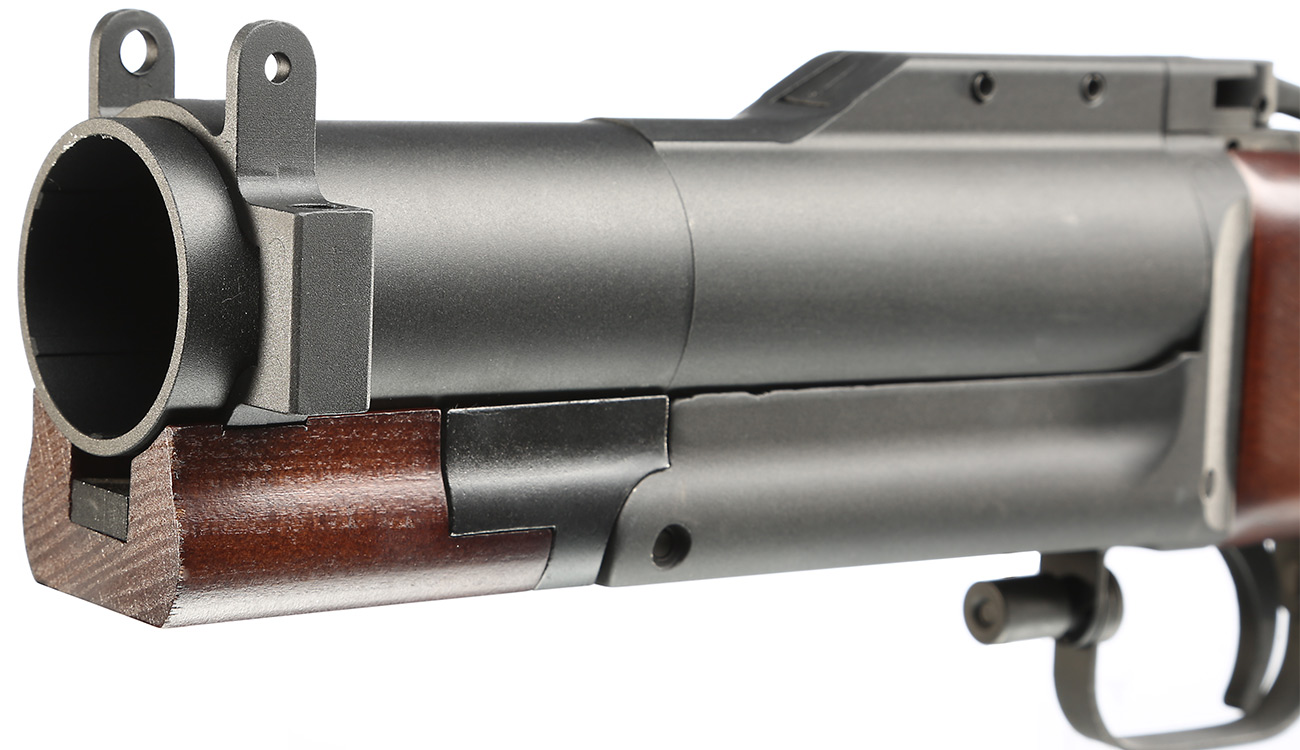 King Arms M79 Short 40mm Granatwerfer Vollmetall 5