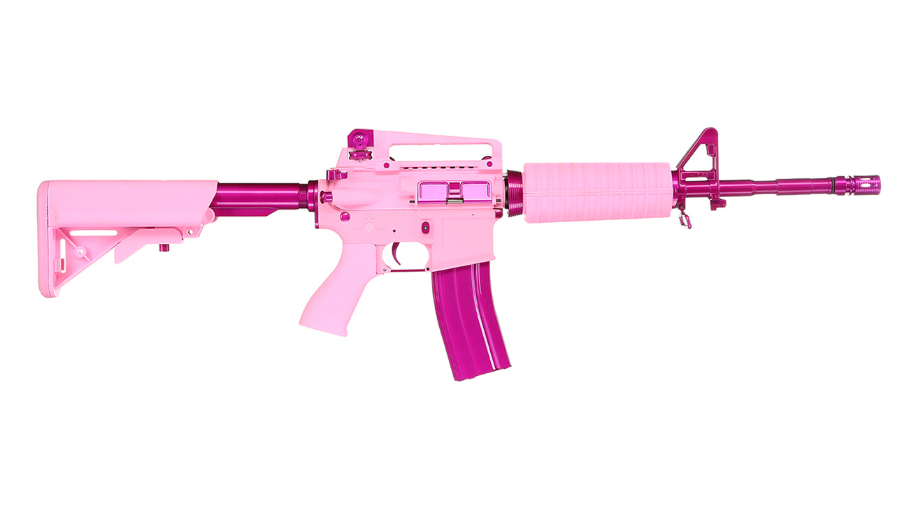 G&G CM16 Femme Fatale 16 S-AEG Pink Edition 2