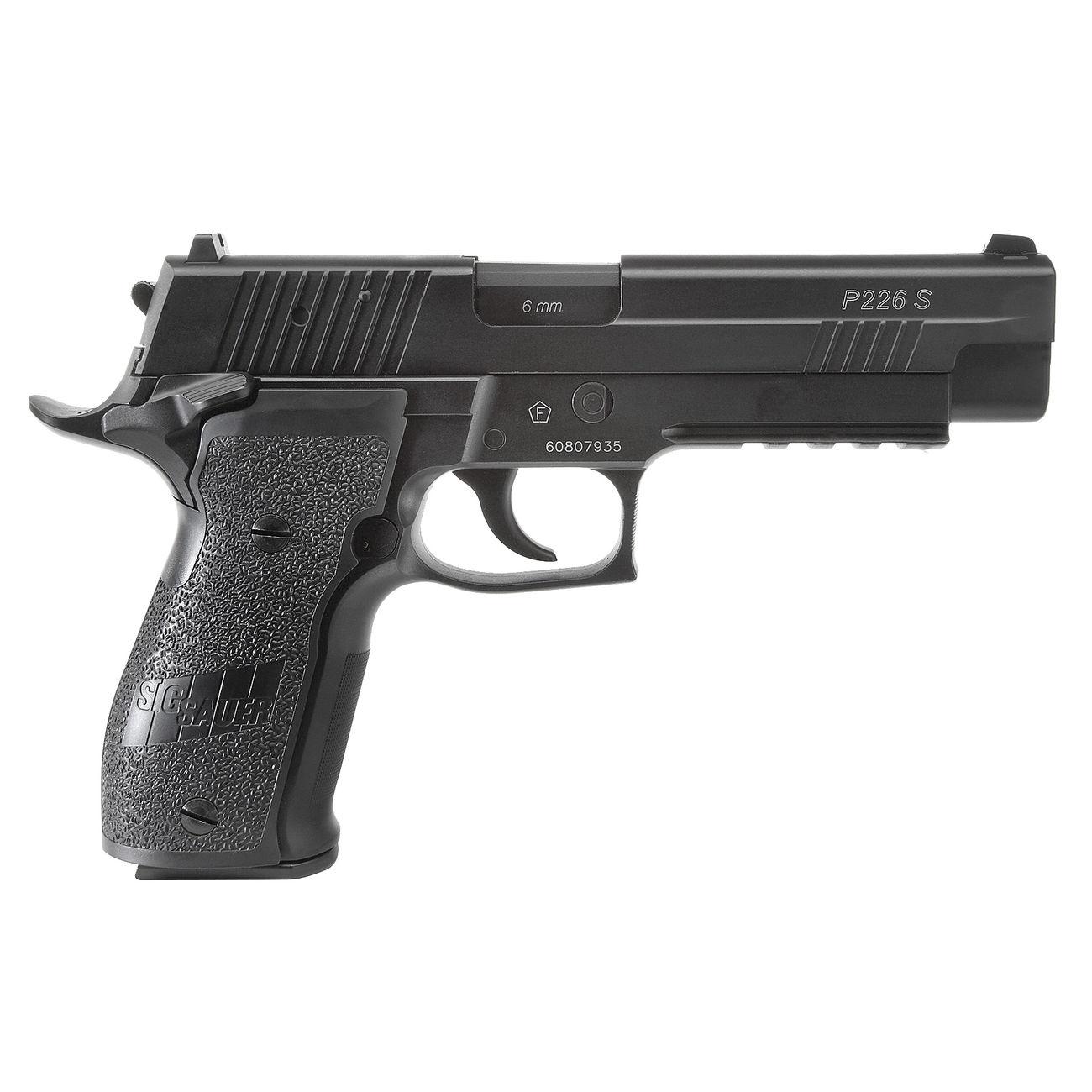 Cybergun Sig Sauer P226 X-Five Vollmetall CO2 GBB 6mm BB ...
