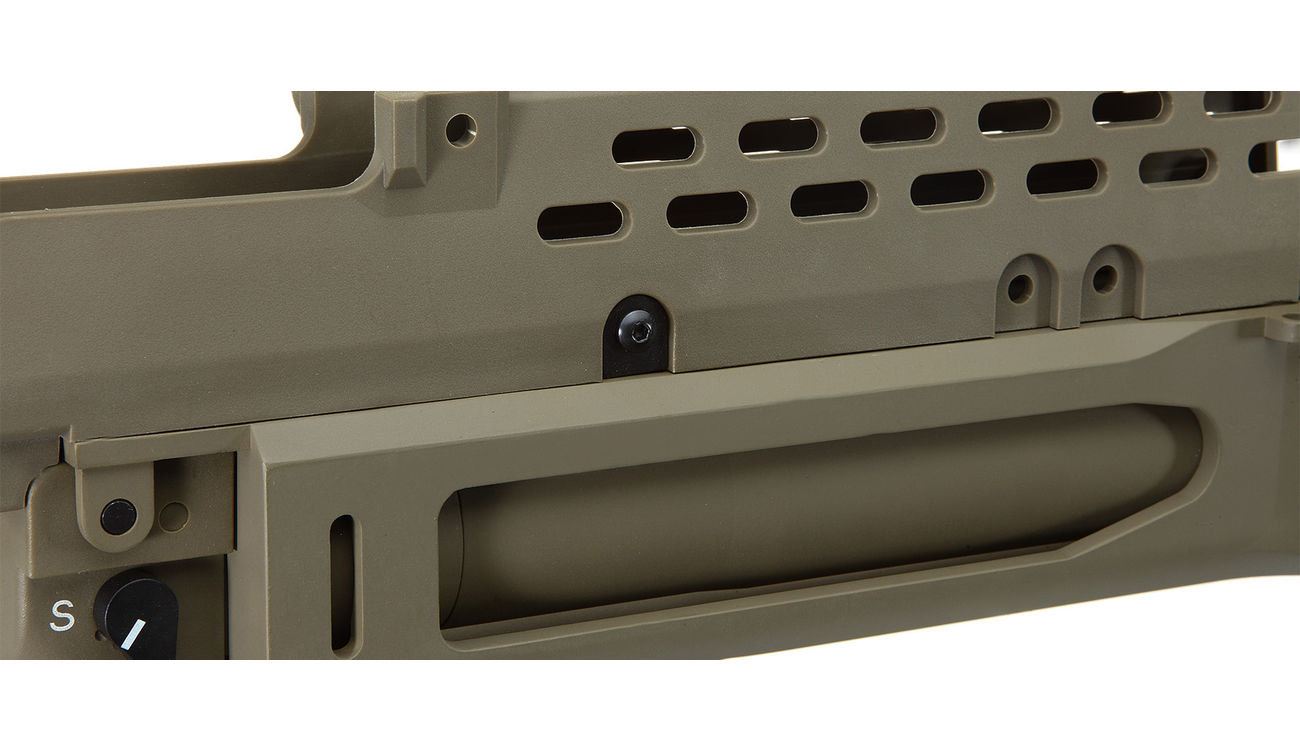 S&T AG36 40mm Granatwerfer Dark Earth Tan 4