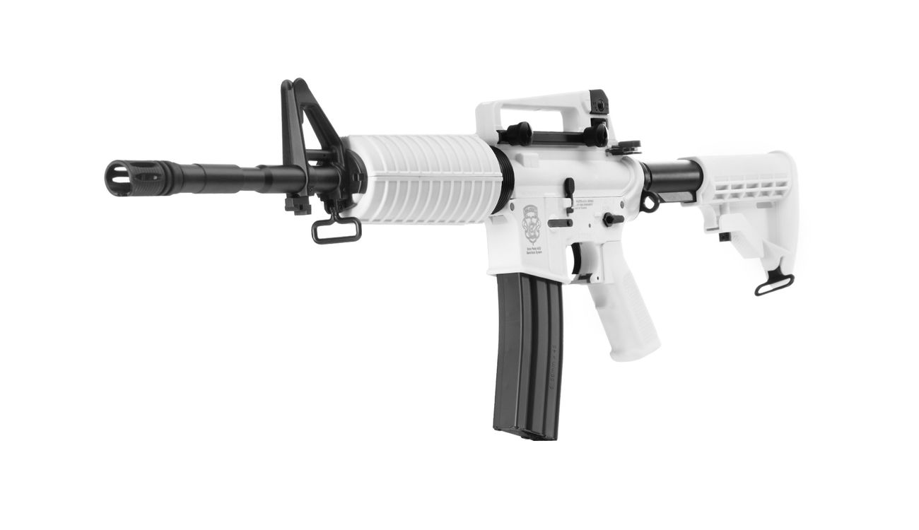G&G Chione 16 Blowback S-AEG Softair White Special Edition 0
