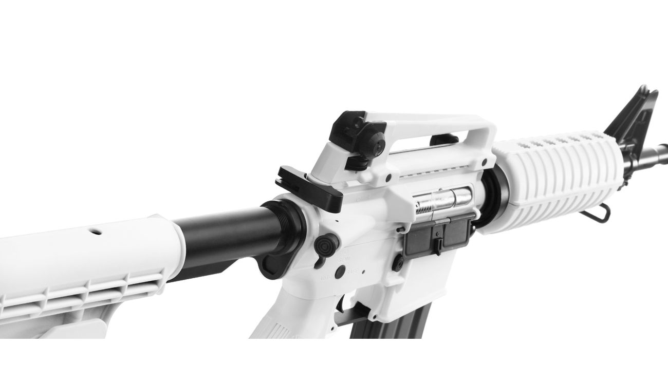 G&G Chione 16 Blowback S-AEG Softair White Special Edition 4