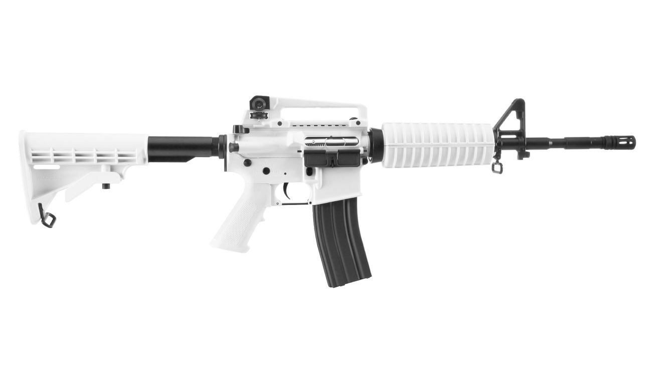G&G Chione 16 Blowback S-AEG Softair White Special Edition 5