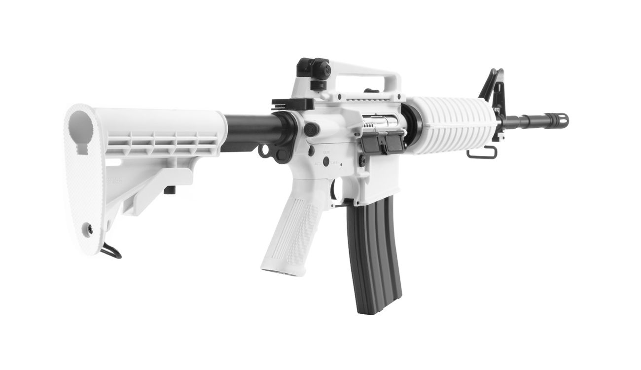 G&G Chione 16 Blowback S-AEG Softair White Special Edition 6