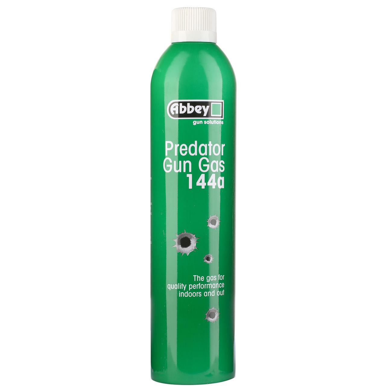 Abbey Predator Gun Gas 144a Softairgas 700 ml 0