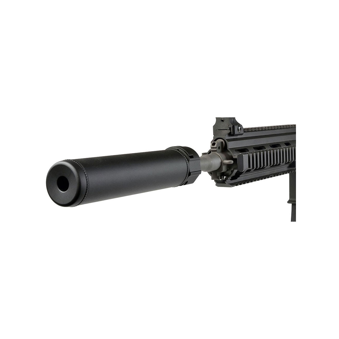 MadBull / Echo1 MK1 SR556-6.75 QD Suppressor schwarz 14mm- 3