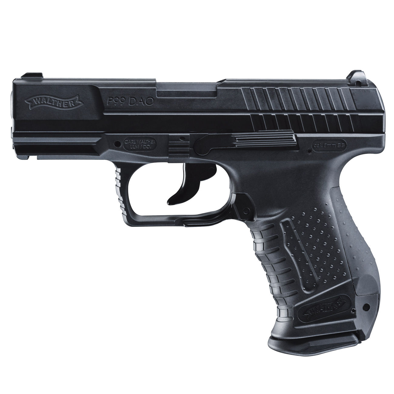 Walther P99 DAO 6 mm BB Blowback CO2 Softair 0