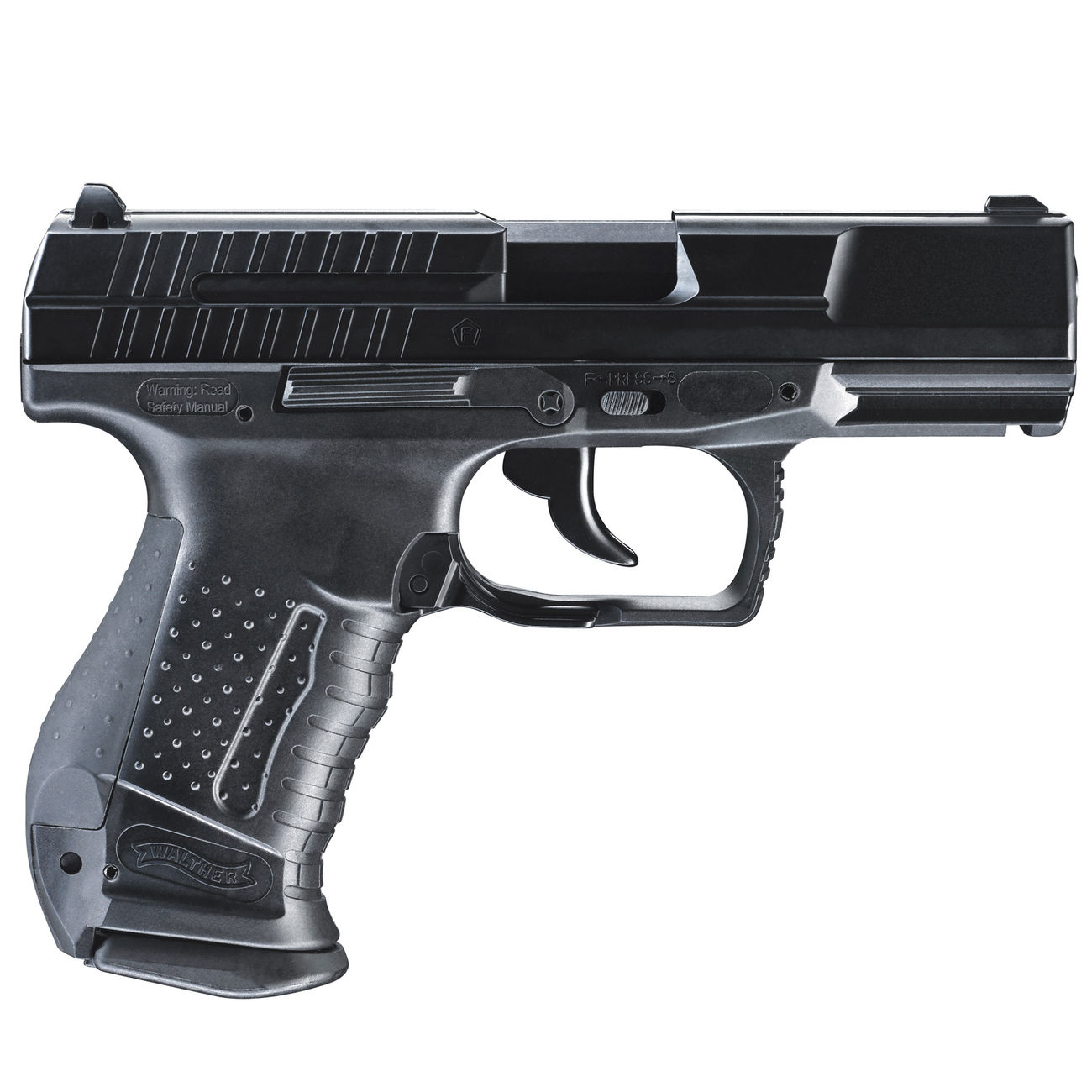 Walther P99 DAO 6 mm BB Blowback CO2 Softair 1