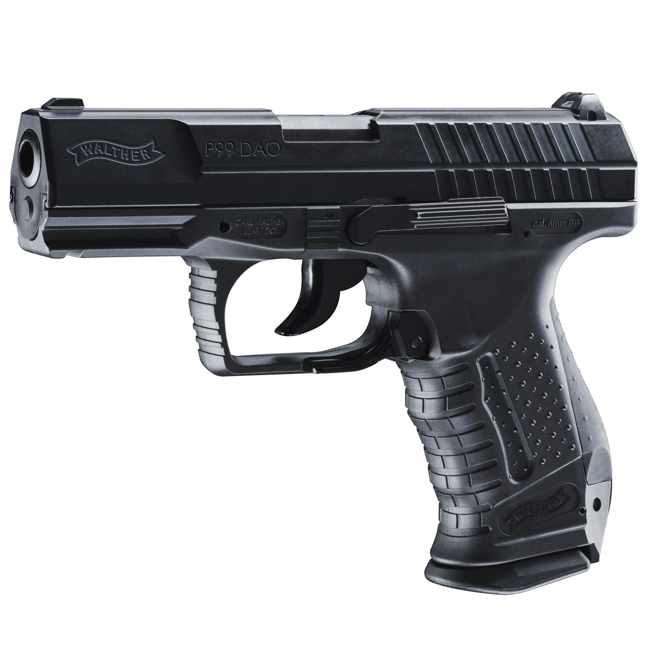Walther P99 DAO 6 mm BB Blowback CO2 Softair 2