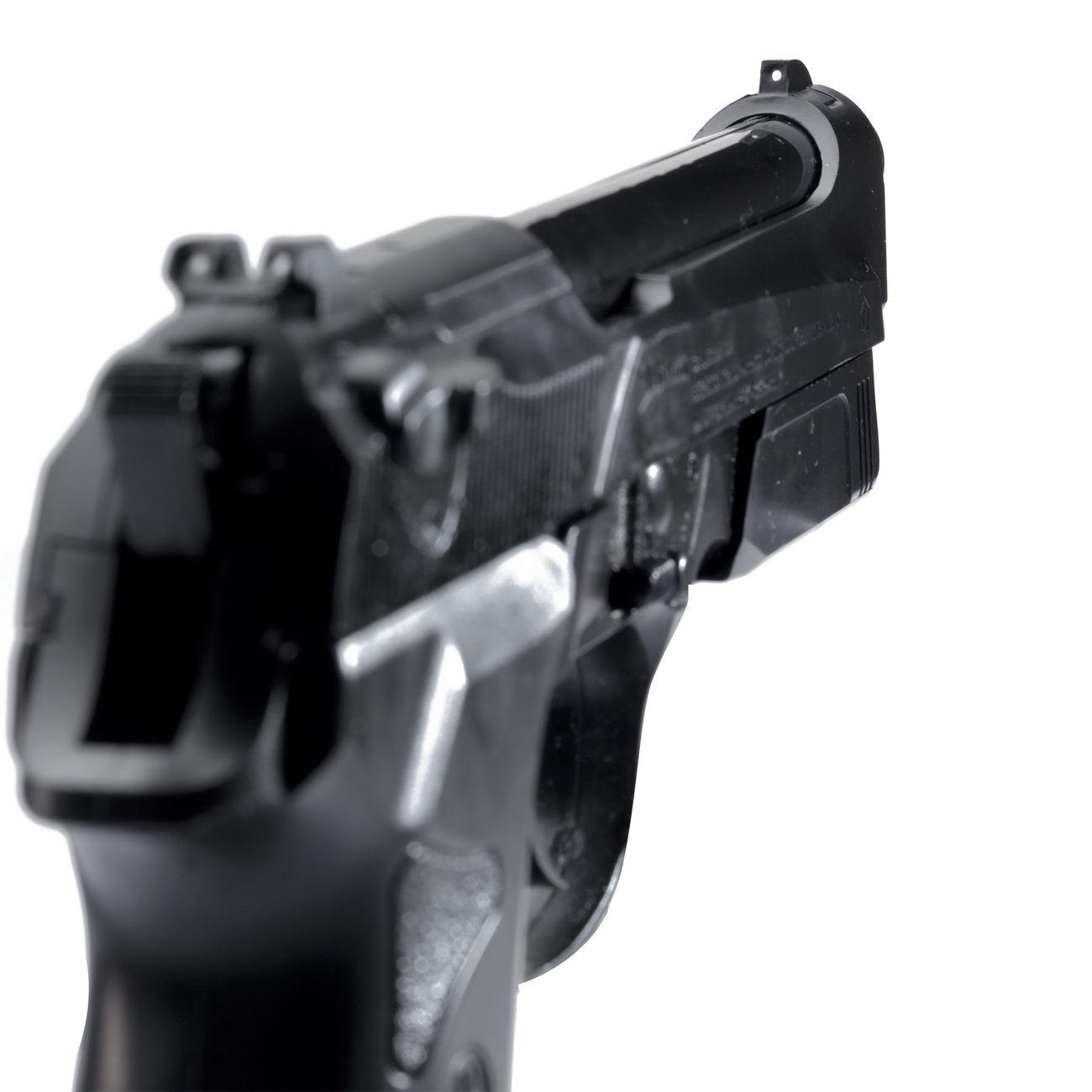 Umarex Beretta 90two mit Metallschlitten CO2 NBB 6mm BB ...