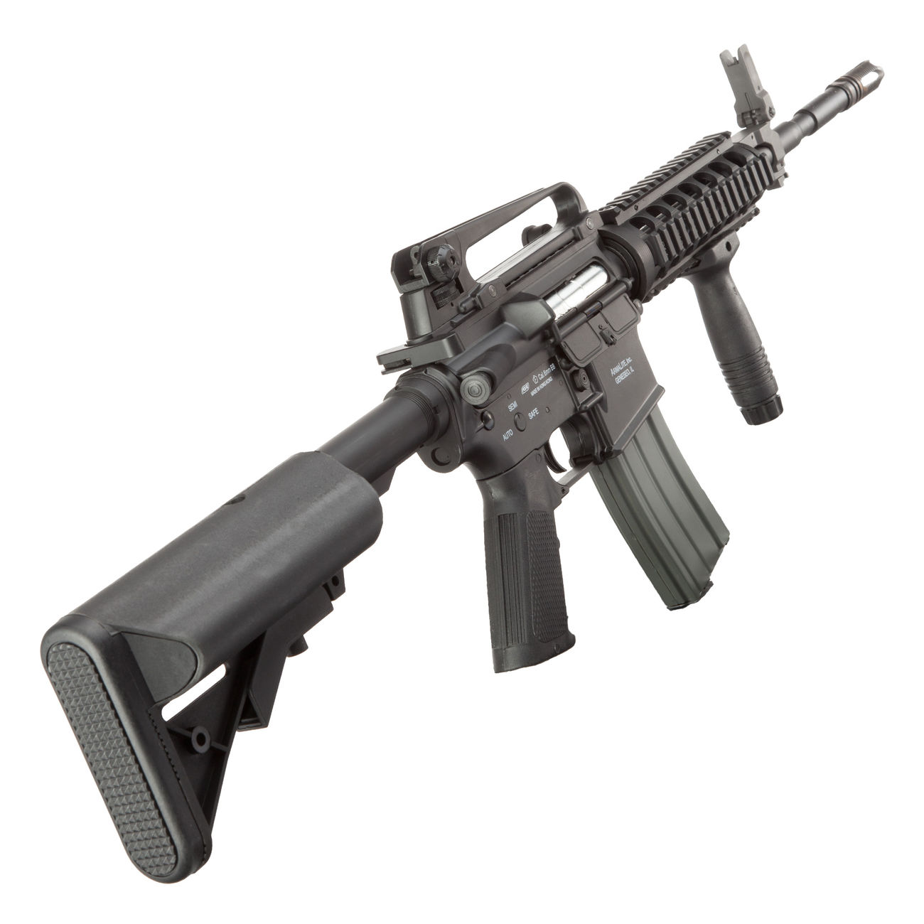 asg armalite m15a4 ris carbine sportline s aeg 6mm bb schwarz kotte zeller. Black Bedroom Furniture Sets. Home Design Ideas