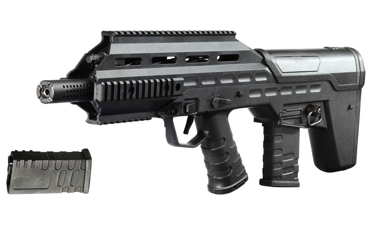 Aps Uar 501 Airsoft Urban Assault Rifle S Aeg 6mm Bb Schwarz Gnstig Air Soft Gun