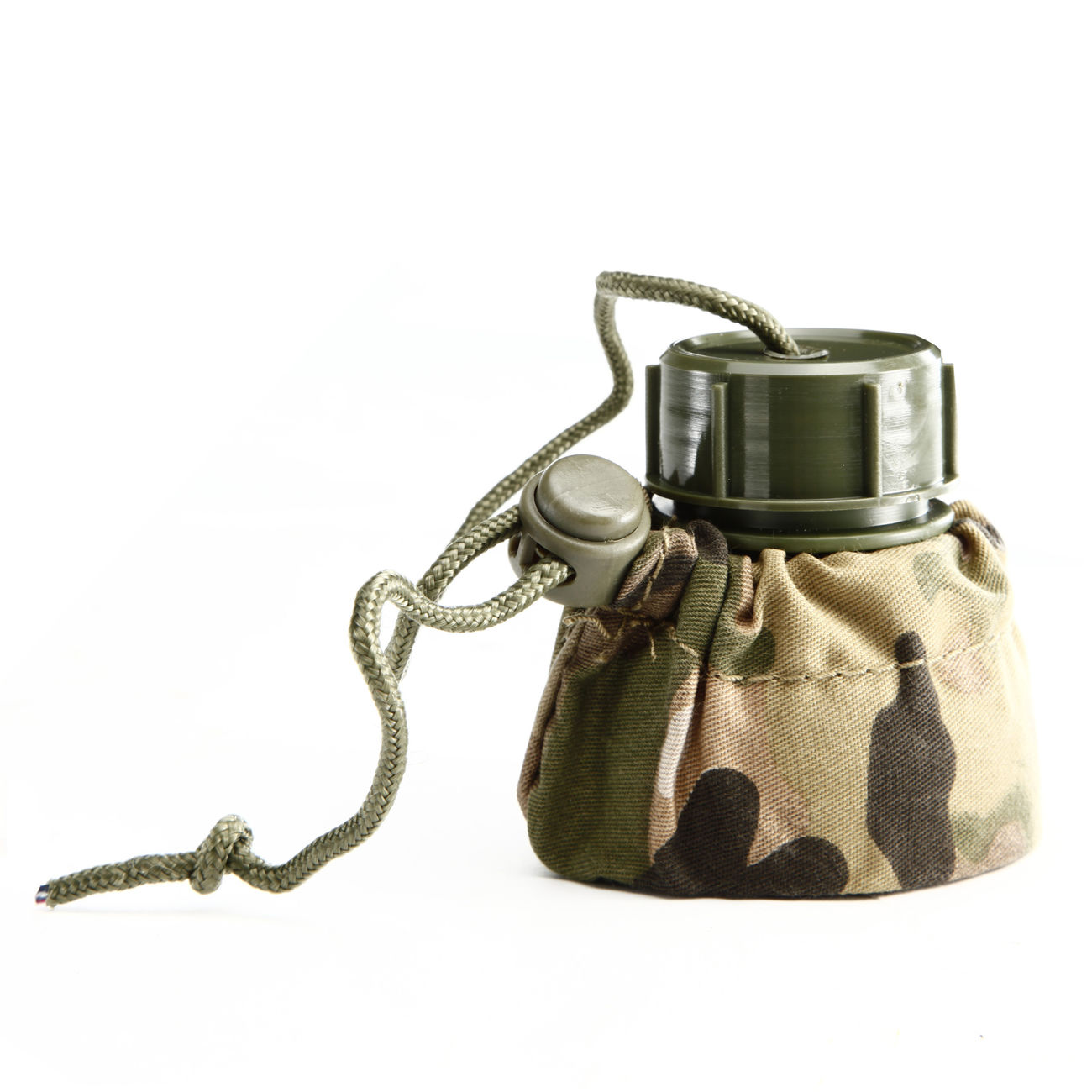 Phantom BB Feed Bag Kugelbeutel für 3000 6mm BBs MC Camo 1