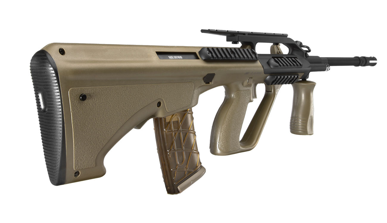 ASG Steyr Mannlicher AUG A2 Enhanced Proline S-AEG 6mm BB Tan 3