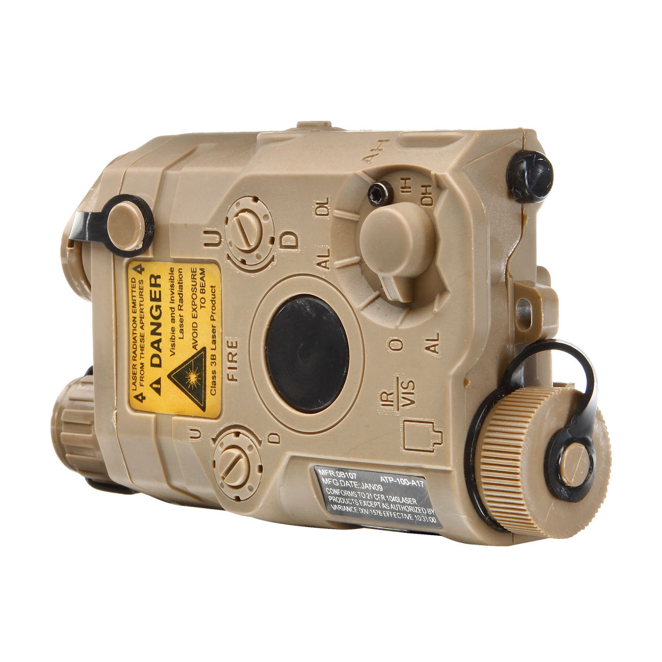 Phantom AN/PEQ-15 Akkubox Tan 3