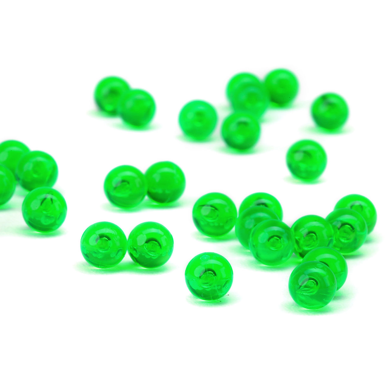 Cybergun Colt Competition Grade BBs 0,12g 10.000er Container Clear Green 2