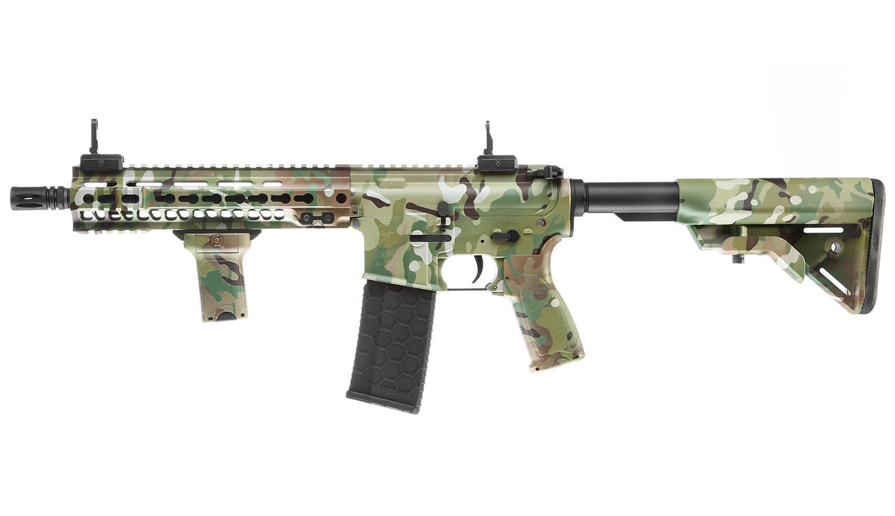 Evolution-Dytac Lone Star MK4 SMR 10.5 Zoll Vollmetall S-AEG 6mm BB Multicam 1