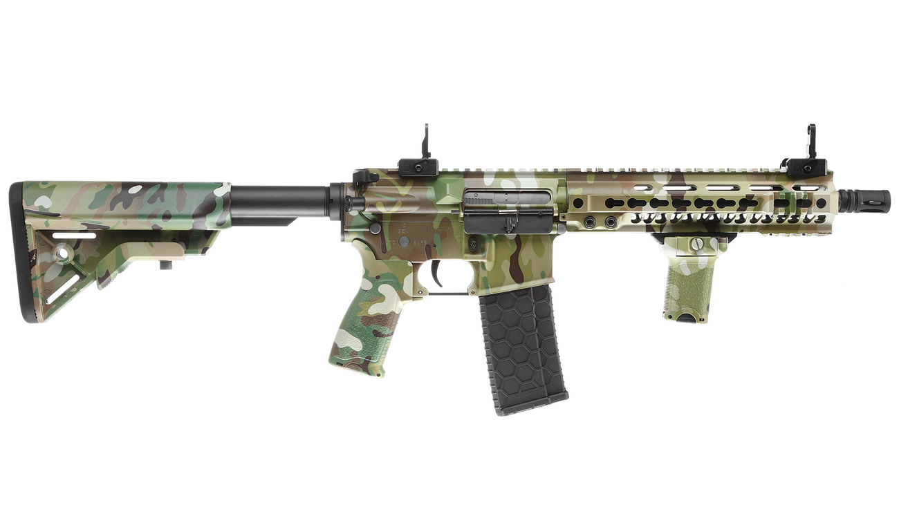 Evolution-Dytac Lone Star MK4 SMR 10.5 Zoll Vollmetall S-AEG 6mm BB Multicam 2