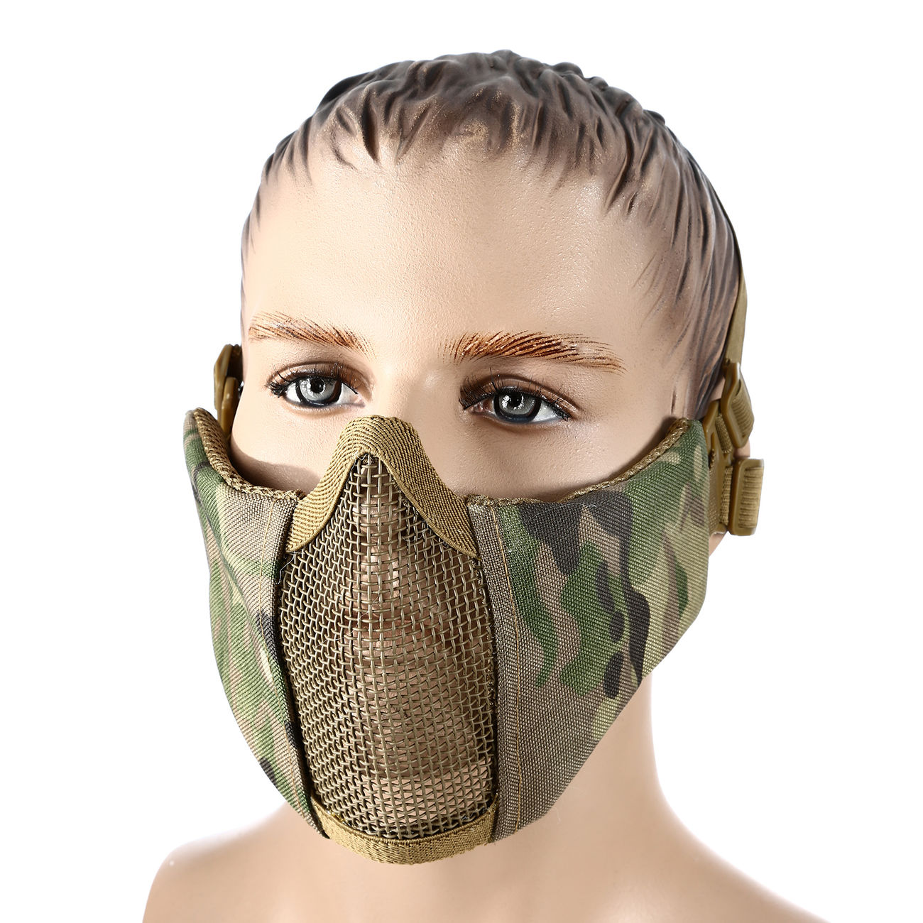 101 INC. Airsoft Gittermaske mc 0