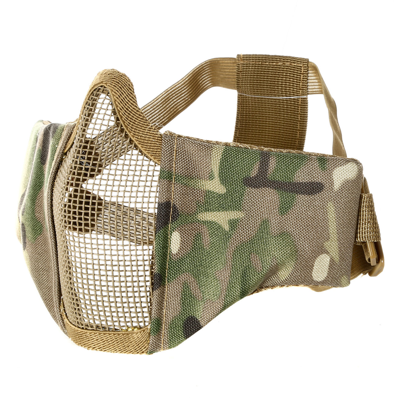 101 INC. Airsoft Gittermaske mc 2