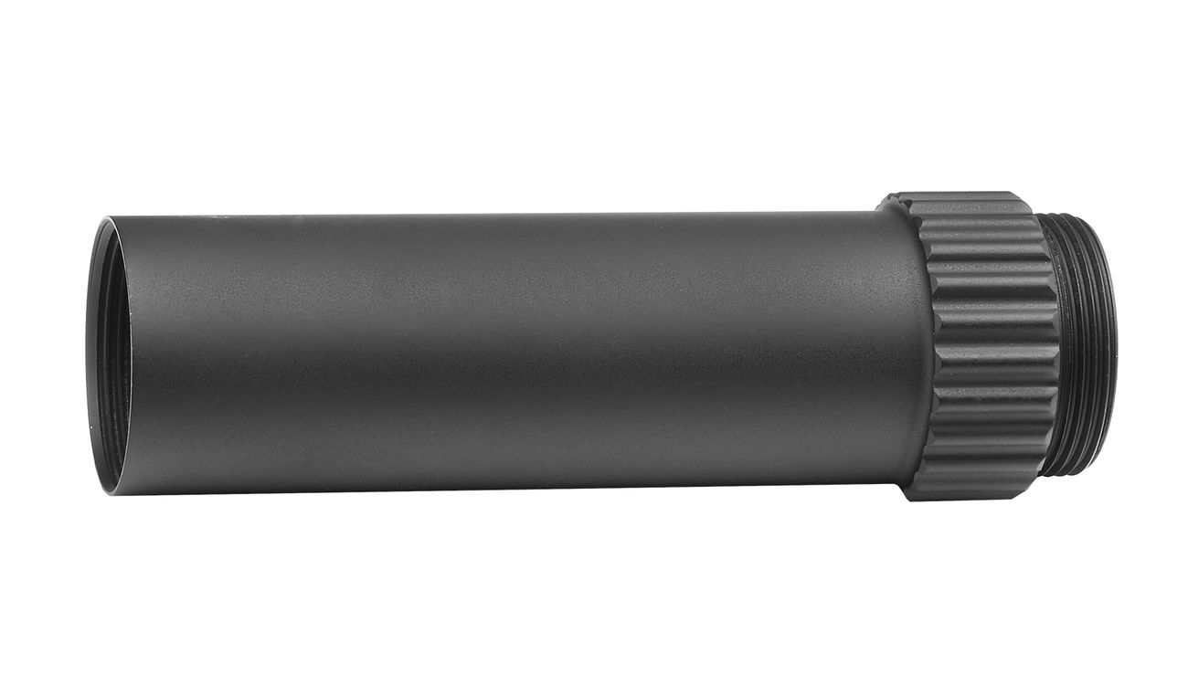Ares Extended Buffer Tube Akkufach Type-M 156mm f. Ares Amoeba AM-016 schwarz 3