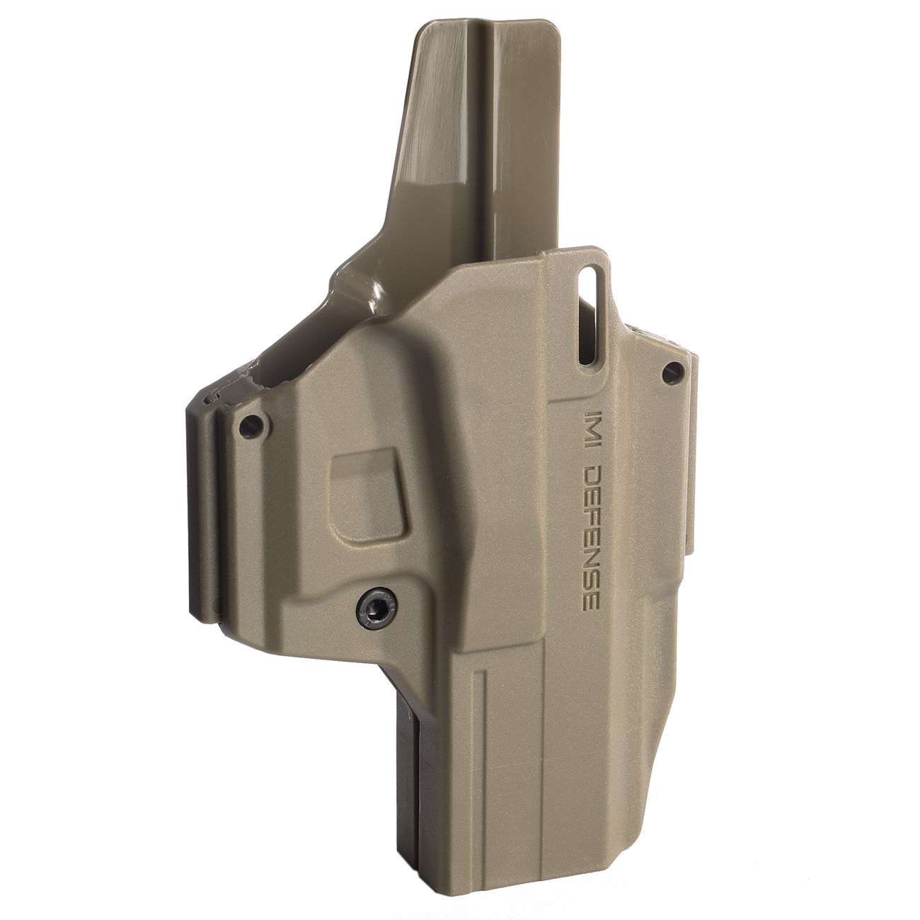 IMI Defense MORF X3 Polymer Holster IWB / OWB / Paddle für Glock 17 Rechts / Links Tan 2
