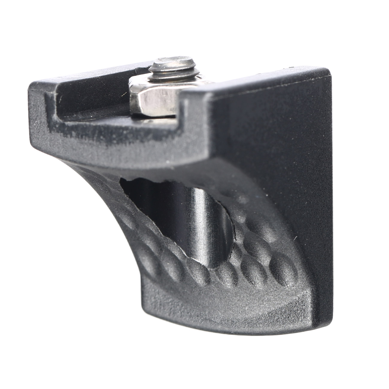 Dytac URX3 Single-Hole Polymer-Handstop 24mm schwarz 1